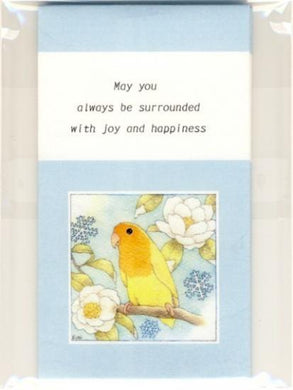 Sets of 3 Lovebird Mini Envelopes - Boutique SWEET BIRDIE