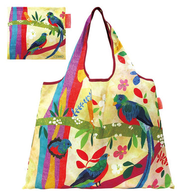 Resplendent Quetzal Eco Bag Shopping Bag - Boutique SWEET BIRDIE