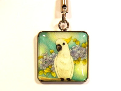 Cockatoo Charm - Boutique SWEET BIRDIE