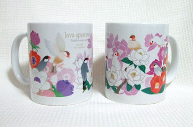 Java Sparrow Mug - Boutique SWEET BIRDIE