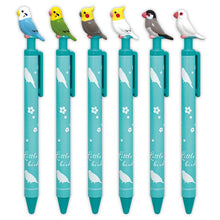 Budgie Budgerigar Parakeet Ball Point Pen - Boutique SWEET BIRDIE