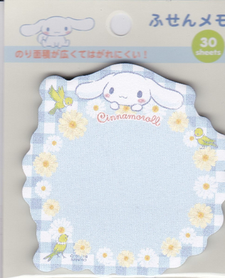 Sanrio Original Cinnamoroll Sticky Notes - Boutique SWEET BIRDIE