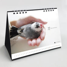2021 Java Sparrow Desk Calendar