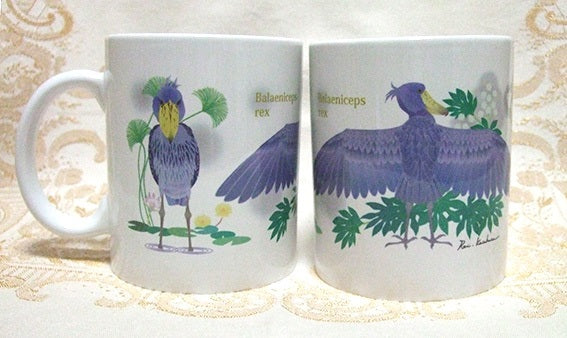 Shoebill Mug - Boutique SWEET BIRDIE