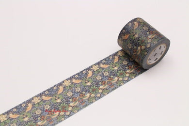 William Morris Strawberry Thief Japanese Washi Tape MTWILL05