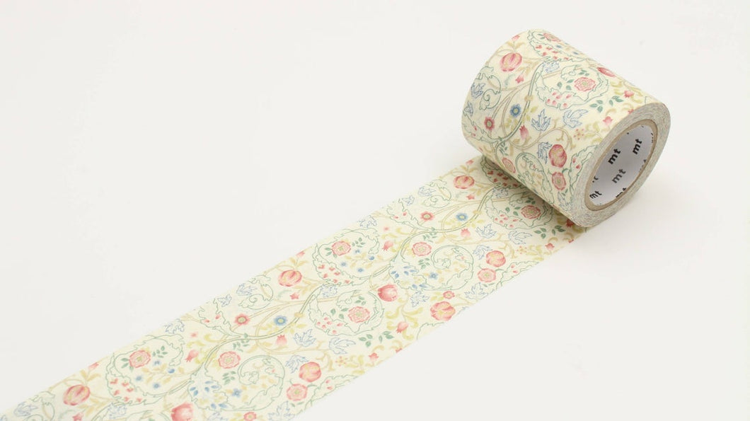 William Morris Mary Isobel Japanese Washi Tape MTWILL06