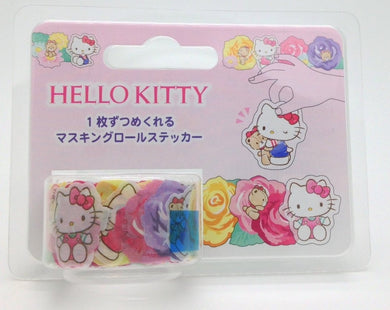 Sanrio Original Hello Kitty Roll Stickers (336017) - Boutique SWEET BIRDIE
