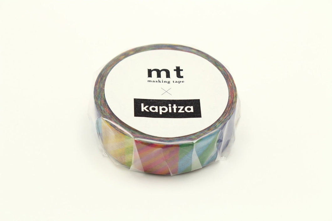 mt Kapitza Multistripe Multi Stripe Japanese Washi Tape MTKAPI04