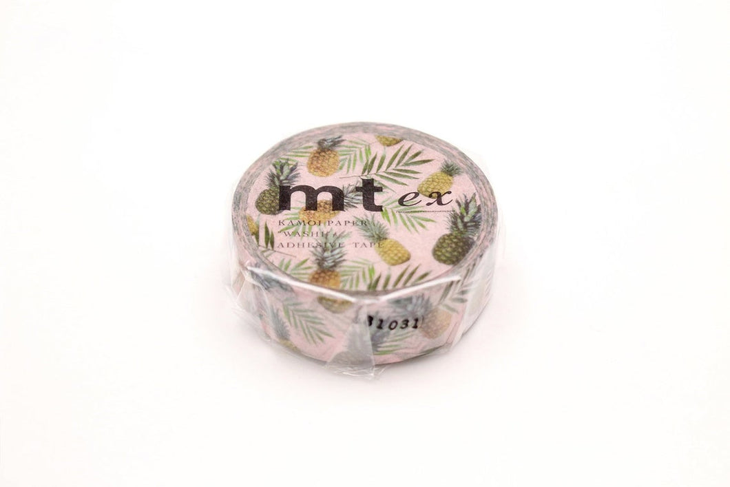 mt ex Pineapple Japanese Washi Tape Masking Tape MTEX1P166