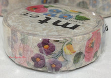 mt ex Lace Kalocsa Japanese Washi Tape Masking Tape MTEX1P105 - Boutique SWEET BIRDIE