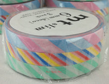 mt slim Twist cord A Japanese Washi Tape 6mm Sets of 3 MTSLIM10