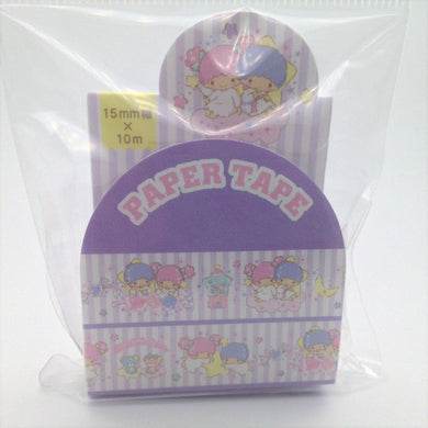Sanrio Original Little Twin Stars Paper Tape Masking Tape (075426)