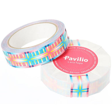 Lace Deco Tape Tanabata Pink Pavilio Standard Size - Boutique SWEET BIRDIE