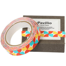 PP Lace Deco Tape Windmill Red Pavilio MI-20-WR Mini Size - Boutique SWEET BIRDIE