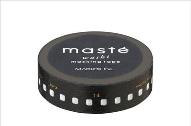 Film Maste Japanese Washi Tape Masking Tape MST-MKT29-A