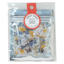 Cat & Dog Deco Stickers Flakes Candy Type 100 pieces 05866