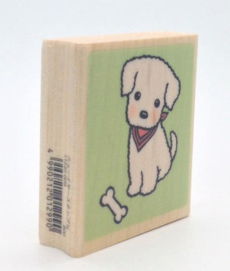 Dog Rubber Stamp Large Size (11232-009) - Boutique SWEET BIRDIE