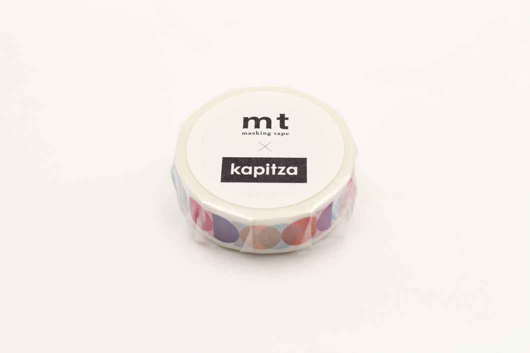 mt Kapitza Lineup Japanese Washi Tape - Boutique SWEET BIRDIE