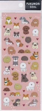 Dog Stickers - Boutique SWEET BIRDIE