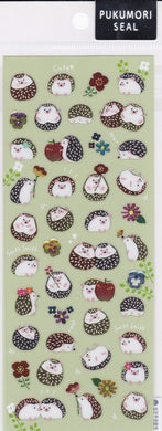 Hedgehog Stickers - Boutique SWEET BIRDIE