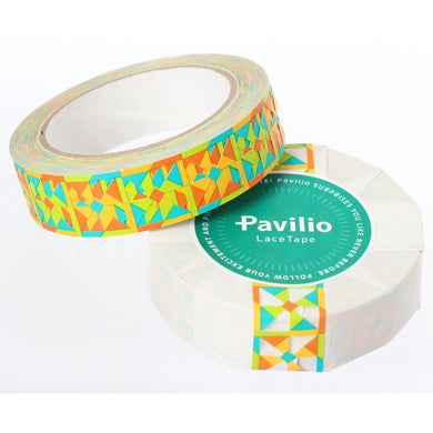 Lace Deco Tape Windmill Yellow Pavilio Standard Size - Boutique SWEET BIRDIE