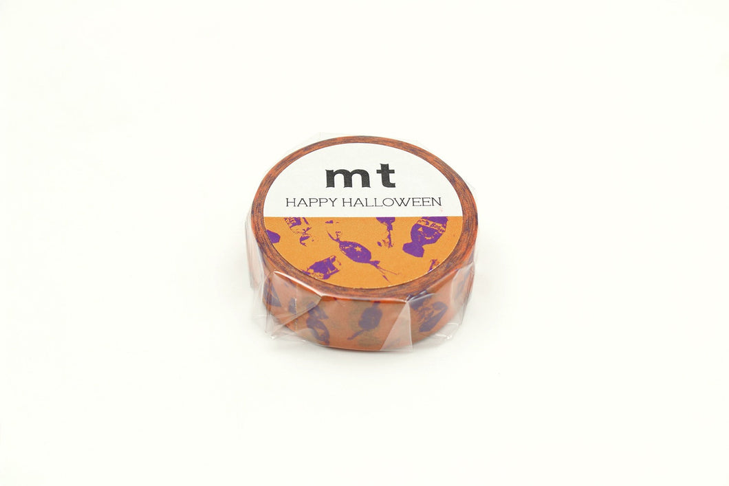mt Halloween Halloween Candy Japanese Washi Tape Masking Tape MTHALL19 - Boutique SWEET BIRDIE