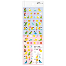 Lovebird Schedule Planner Stickers (82205-006) - Boutique SWEET BIRDIE