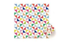 Set of 20 Windmill Origami Paper Folding Paper 15x15cm - Boutique SWEET BIRDIE