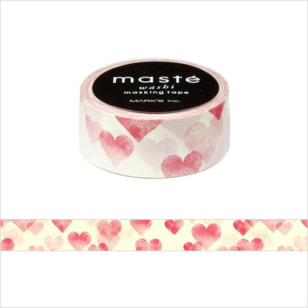 Love Maste Washi Tape Masking Tape Deco Tape - Boutique SWEET BIRDIE