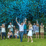 Gender Reveal Blue