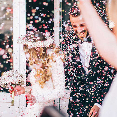 Wedding Handheld Confetti Cannons