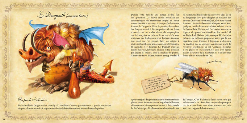 Le Grand Atlas des Dragons