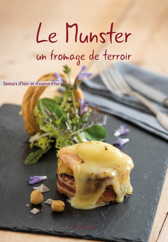 Le Munster, un fromage de terroir - ID L'EDITION