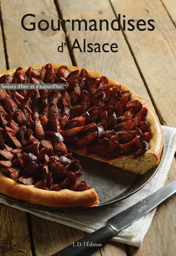 Gourmandises d'Alsace - ID L'EDITION