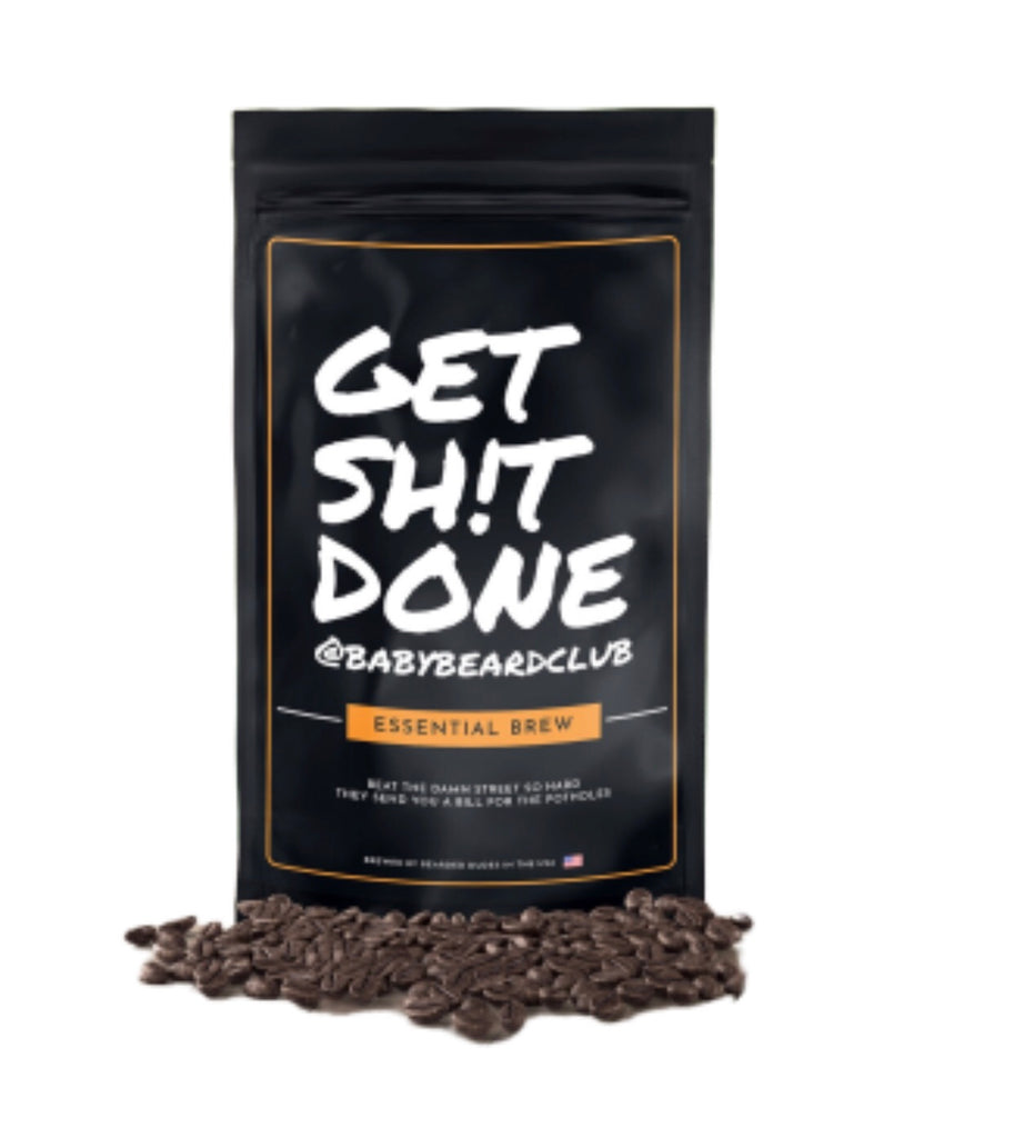 Get Sh!t Done Essential Brew 12oz
