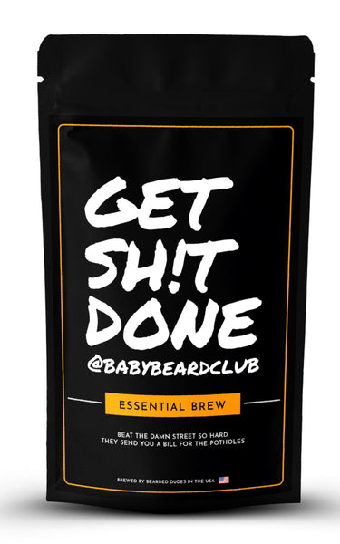 Get Sh!t Done Essential Brew