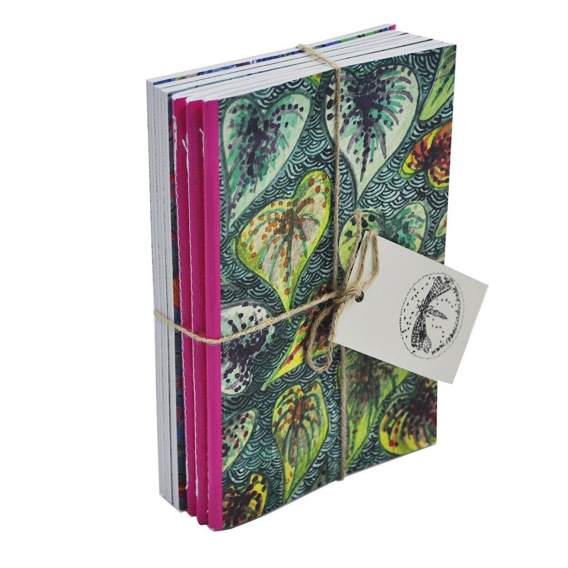 Rebecca's Sketchbooks (Set of 6)