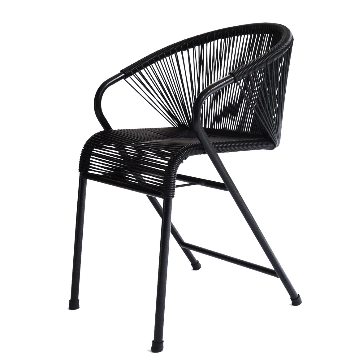 Kipas Chair Dining (Black 01)