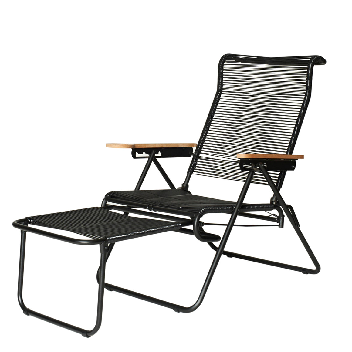 Grandaddy Lounger (Black 01)