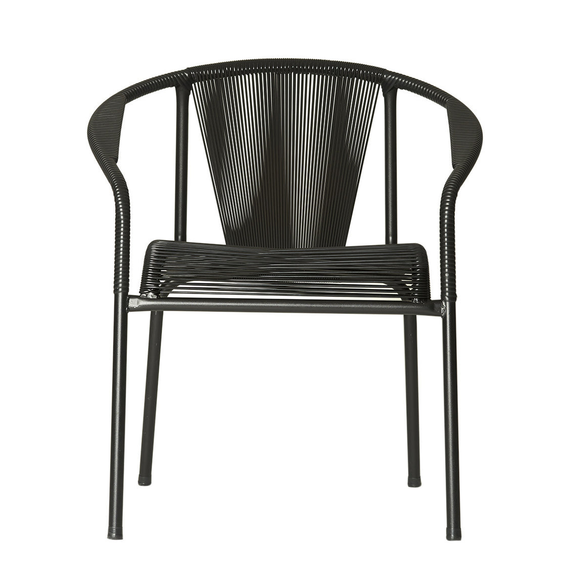 Shell Chair Dining (Black 01)