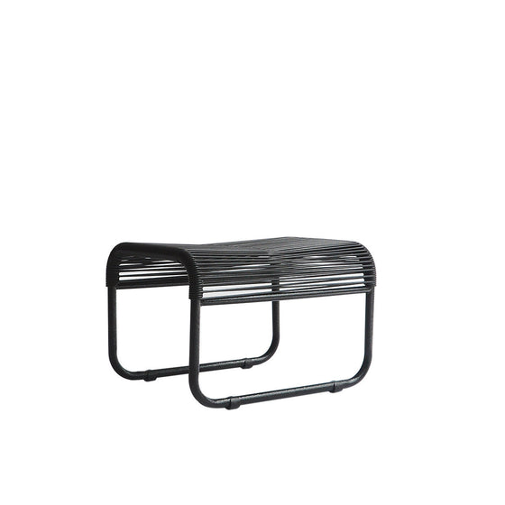 String Stool 04 (Foot Stool/Black)