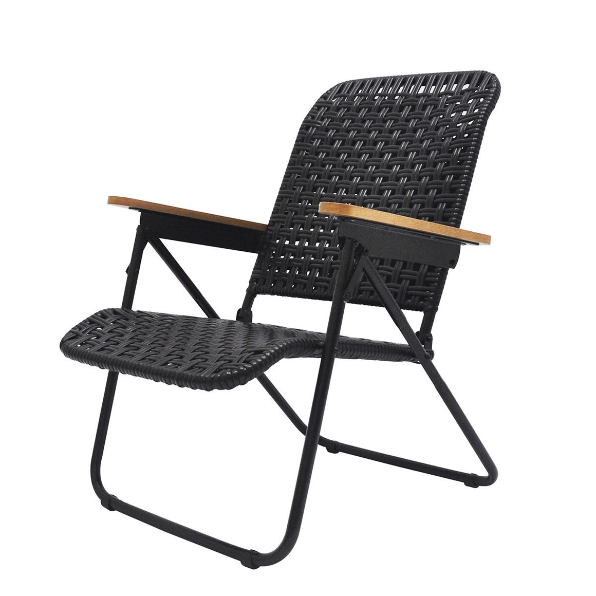 Traveller Chair (Tofu/Black)