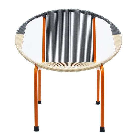 Merdeka Chair Lounge Tropicalia 2019 (Beige + Grey 02)
