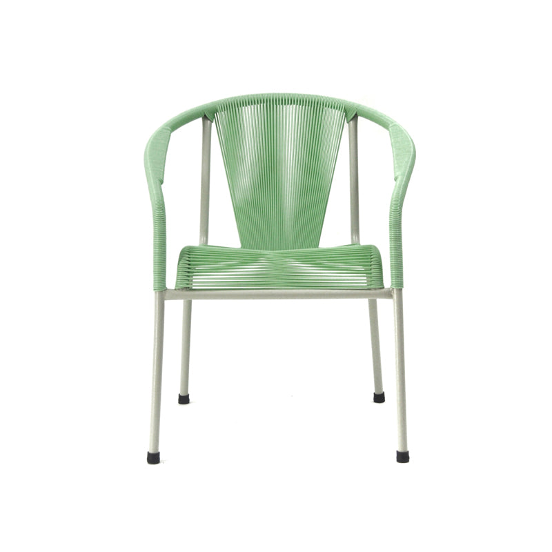 Shell Chair Dining (MONO - Pastel Green)
