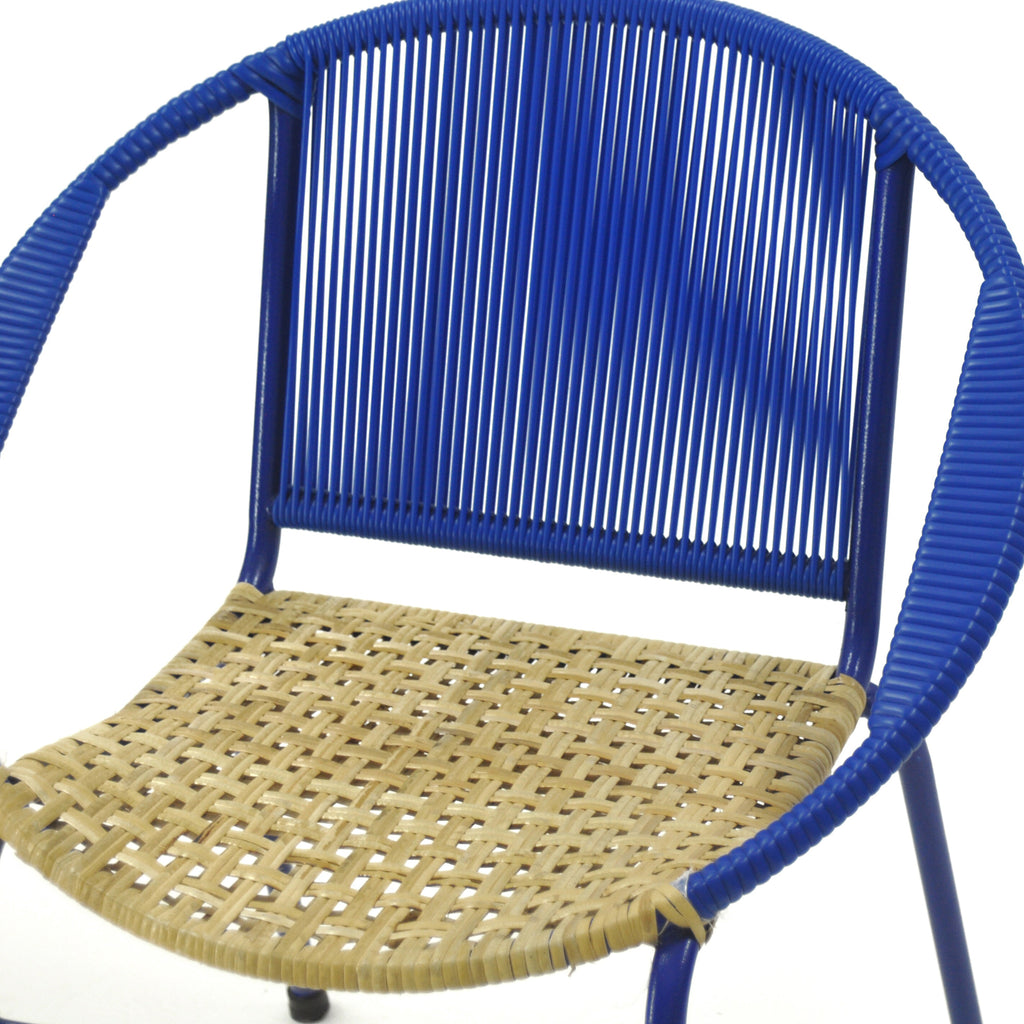 Merdeka Chair Dining (Rattan & String)