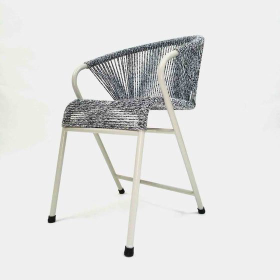 Kipas Chair Dining (Greyknit)