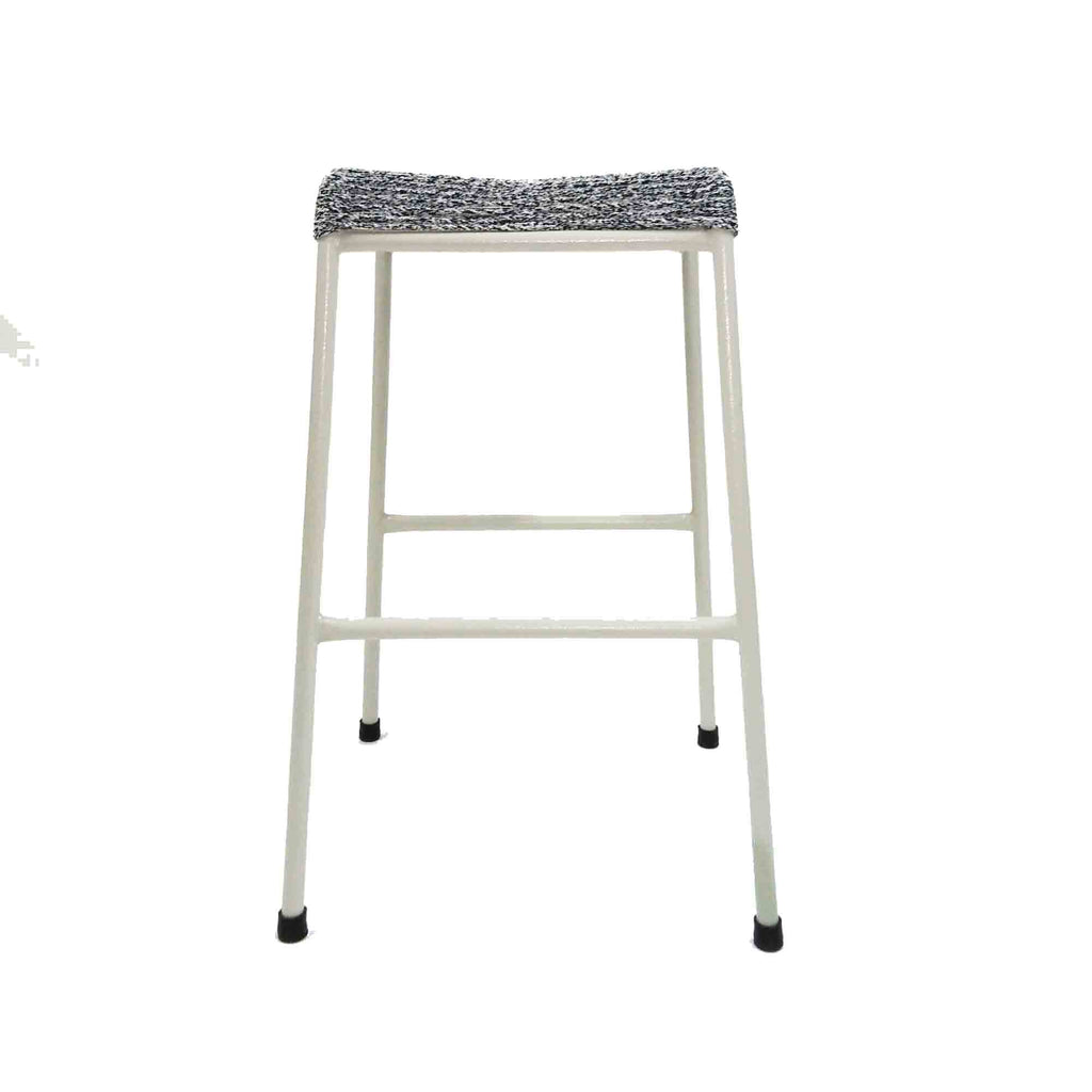 String Stool 02 (Counter Height) (Greyknit)