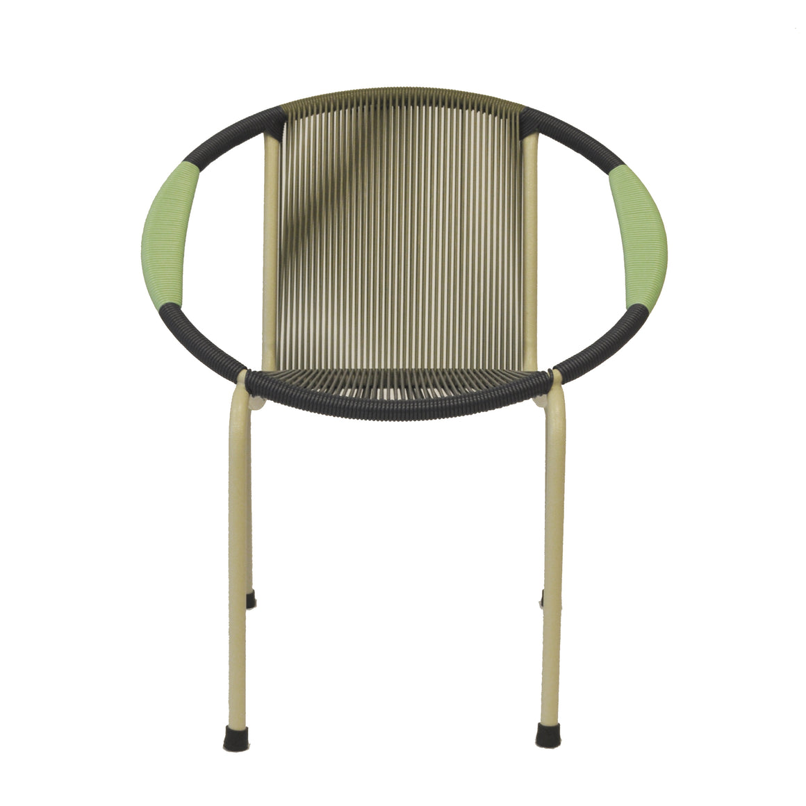 Merdeka Chair Lounge Tropicalia 2020 (Navy Blue + Olive Green 01)