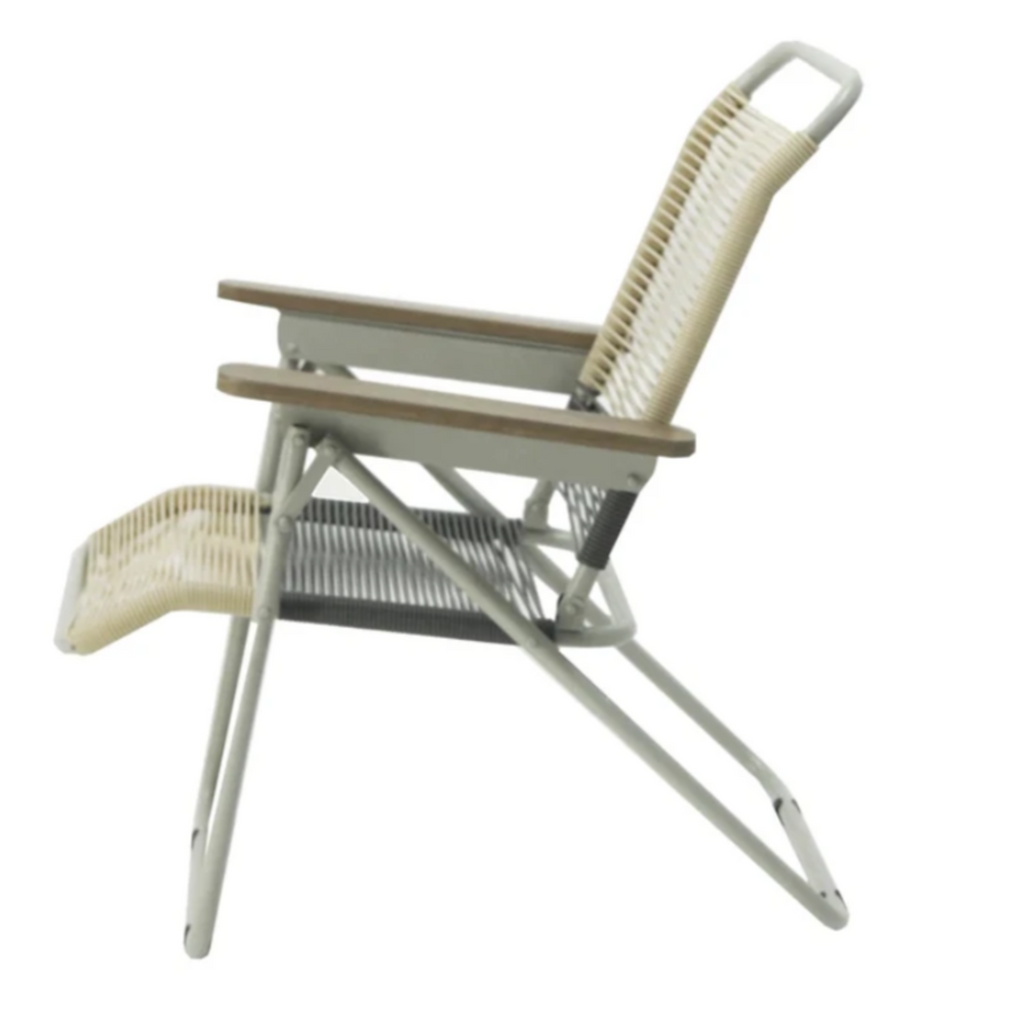 Traveller Chair Tropicalia 2019 (MIX - Beige + Grey)