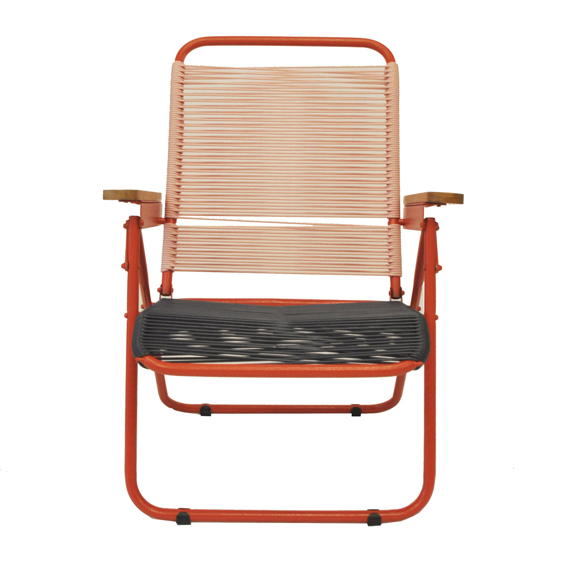 Traveller Chair Tropicalia 2020 (Pink + Navy Blue)
